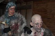 Top Haunted Houses in Indiana - Edge of Insanity