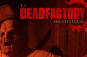 Top Haunted Houses in Missouri - Dead Factory