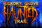 Top Haunted Houses in North Carolina - Hickory Grove Haunted Trail