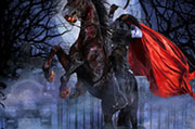 Top Haunted Houses in New York - Headless Horseman