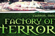 Top Haunted Houses in Ohio - Factory of Terror