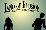 Top Haunted Houses in Ohio - Land of Illusion