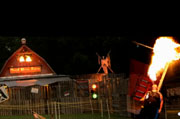 Top Haunted Houses in Tennessee - Dead Man's Farm