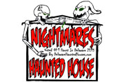 Top Haunted Houses in Delaware - Nightmares Haunted House