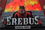 Top Haunted Houses in Michigan - Erebus