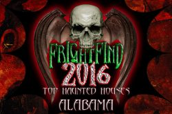 Top Haunted Houses in Alabama