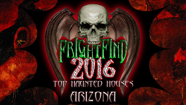 Top Haunted Houses in Arizona 2016