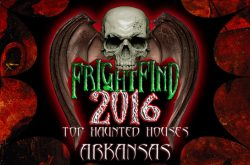 Top Haunted Houses in Arkansas