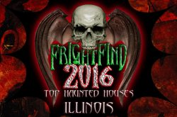 Top Haunted Houses in Illinois