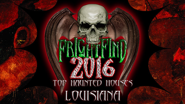 Top Haunted Houses in Louisiana