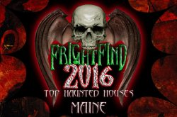 Top Haunted Houses in Maine