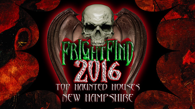 Top Haunted Houses in New Hampshire