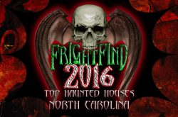 Top Haunted Houses in North Carolina
