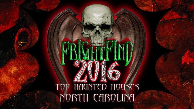 Top Haunted Houses in North Carolina