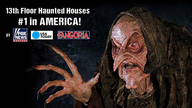 Top haunted houses in america 2016 frightfind for 13th floor haunted house phoenix