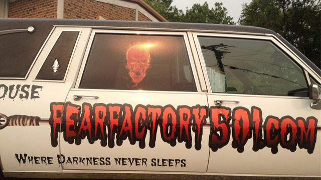 The Fear Factory 501 in Jacksonville, AR