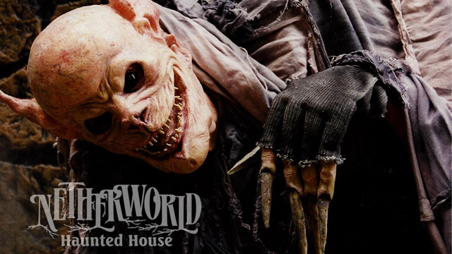 Netherworld Haunted House in Norcross, GA