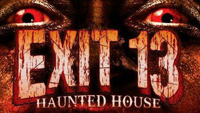 Exit 13 Haunted House in Flint, MI