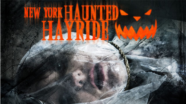 The Haunted Hayride in New York, NY