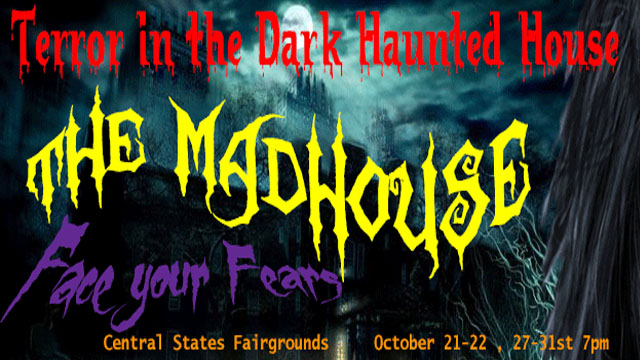 Terror in the Dark in Rapid City, SD