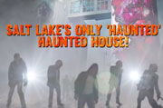Top Haunted Houses in Utah - Fear Factory-Salt Lake City