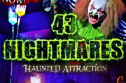 Top Haunted Houses in Virginia - 43 Nightmares
