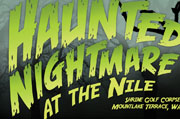 Top Haunted Houses in Washington - Nightmare At The Nile