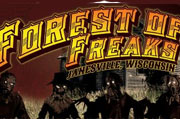 Top Haunted Houses in Wisconsin - Forest of Freaks