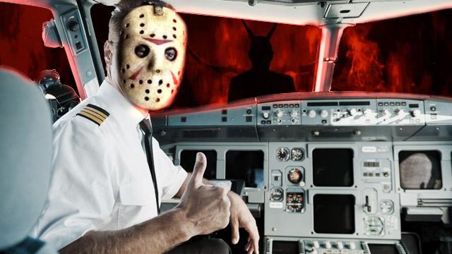 Flight 666 to Hel