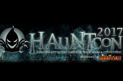 HAuNTcon 2017 Begins Thursday, January 26th