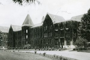 Old Western State Hospital Haunted