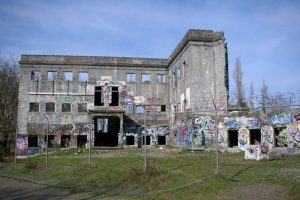Old Western State Hospital Haunted Ruins