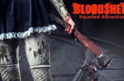 Bloodshed Haunted House - Franklin, KY