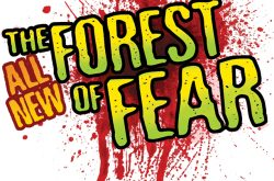 Forest of Fear haunted house in Tuxedo Park, NY