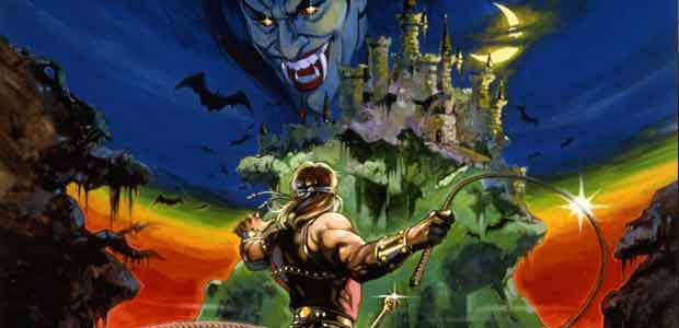 Castlevania animated series coming to Netflix