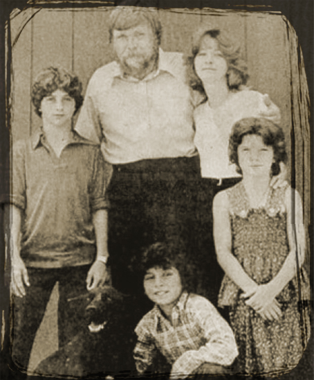 The Real Lutz Family from Amityville Horror