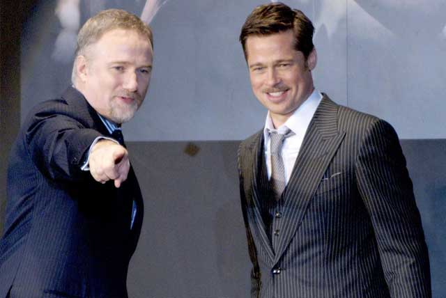 Brad Pitt and David Fincher are rumored to be teaming up for  World War Z 2