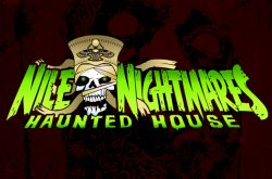 Nile Nightmares Haunted House