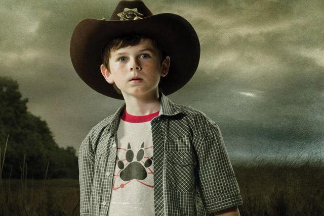Carl's Atomic Paw t-shirt