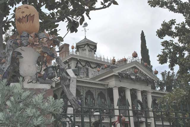 Disney's Haunted Mansion Ghosts