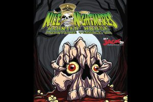 Nile Nightmares Haunted House in Mountlake Terrace, Wa