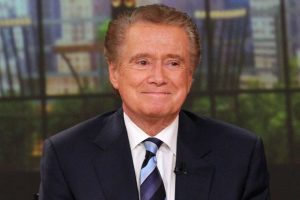 Regis Philbin visits the Whaley House