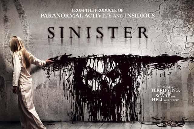 Sinister Movie 2012