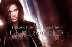 Underworld Props and Memorabilia Online Auction