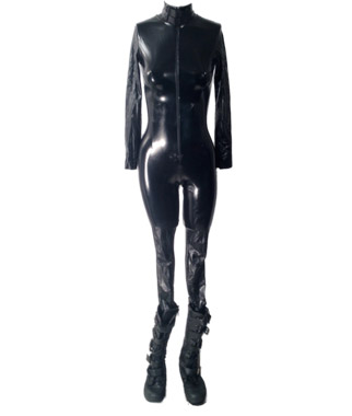 Underworld Hero Black Spandex Cat Suit at Auction