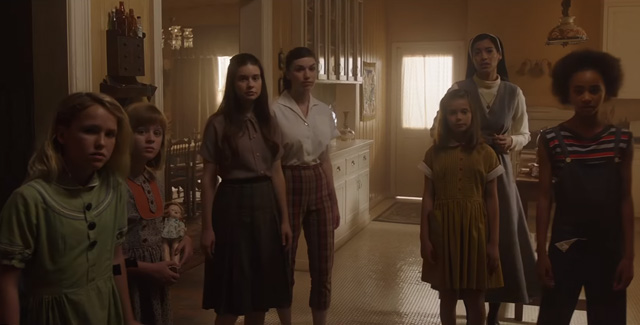 Annabelle: Creation orphans