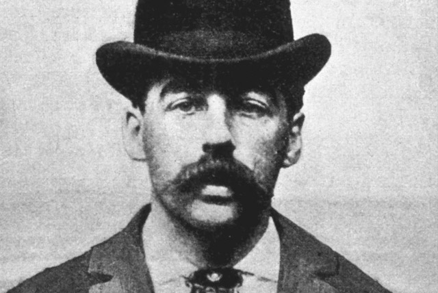 Who was H.H. Holmes? H.H. Holmes was really Herman Webster Mudgett