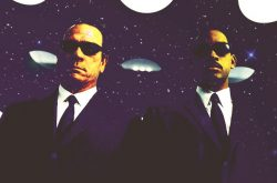 The True Story of The Men in Black