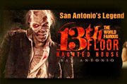 13th Floor Haunted House in San Antonio