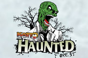Lost Lake Haunted House
